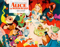 which alice in wonderland character