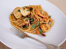 Curried Seafood Marinara Recipe ...
