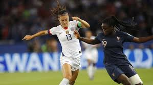 Column: Women's World Cup: Alex Morgan embraces different role for U.S.  team - Los Angeles Times