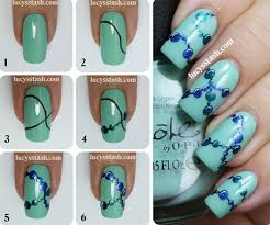 10 easy acrylic nail art tutorials
