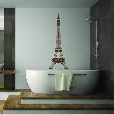 Eiffel Tower Wall Decal Style And Apply