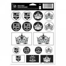 Los Angeles Kings Stickers Decals Bumper Stickers