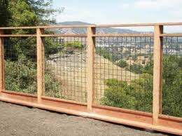 Pig Wire Fence Google Search Architectural Landscape Design Hog Wire Fence Backyard Fences Diy Garden Fence