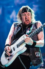 Adrian Smith (Iron Maiden) by Dena Flows on 500px