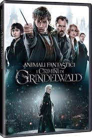 Animali Fantastici - i Crimini di Grindelwald (DVD): Amazon.it ...
