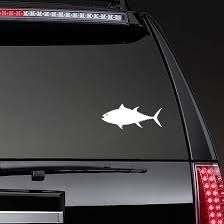 Bluefin Tuna Fish Fishing Sticker