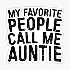 Auntie Stickers Redbubble