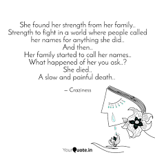 she found her strength fr quotes writings by meghna minhas