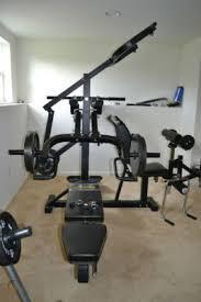 powertec workbench multi sytem home gym