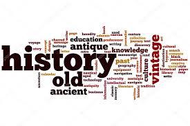 History word cloud — Stock Photo © ibreakstock #100465208