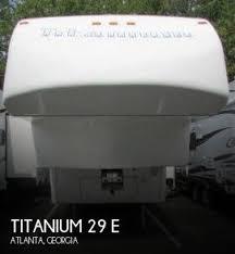 anium 5th wheel rv rvs