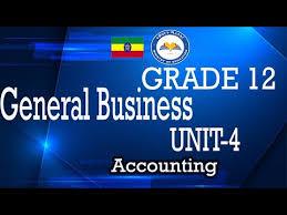 gd 12 general business unit 4 lesson