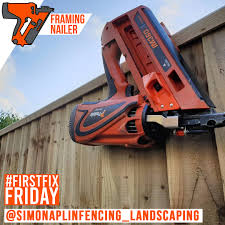 Paslode Uk Ireland On Twitter Happy First Fix Friday Thank You Simonaplinfencing Landscaping On Instagram For Sharing This Keep Up The Good Work Bit Of Fencing Today Don T Know Where