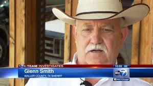 Sandra Bland sheriff fired, racism allegations: Sheriff Glenn Smith accused  of abuse in previous job.