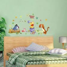 Winnie The Pooh Wall Decals The Treasure Thrift