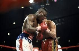 The Ring Archives: Julio Cesar Chavez-Meldrick Taylor I remains a  bittersweet classic 30 years later - The Ring