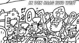 Kleur De Sinterklaas Kleurplaat En Maak Kans Op Mooie Prijzen