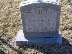 Mrs Ada Carter (1881-1964) - Find A Grave Memorial