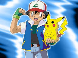 pokemon anime wallpaper led ash