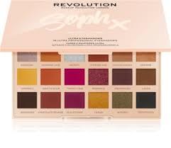 makeup revolution soph x extra e