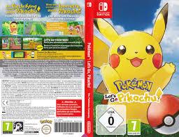 ADW2A - Pokémon: Let's Go, Pikachu