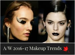 autumn winter 2016 17 makeup trends