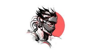 ninja ilration overwatch genji