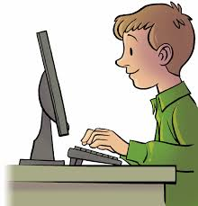 Image result for typing clipart