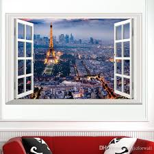 The Scenery Out Of The Window Wall Art Decal Sticker 3d Window View Wallpaper Decor Poster Living Room Bedroom Hallway Decorative Graphic Wall Art Wall Stickers Wall Art Words From Magicforwall 2 48