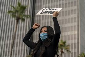 Continuano le proteste in America. A New York esteso il coprifuoco di una  settimana - Linkiesta.it