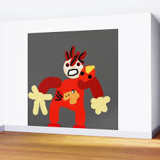 Kai From Lego Ninjago Wall Mural By Sw19gallery Society6