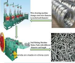 china automatic steel umbrella nail