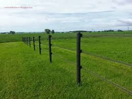 We Own Blackacre Horseguard Bi Polar Fence Tape Review Or The Post I Wish I Had Read Before Installing Horse Guard Bi Polar Fencing