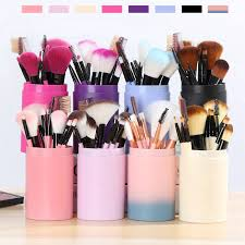 12 pcs set professional makeup brushes