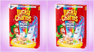 lucky charms unicorn marshmallow cereals