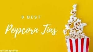 8 best popcorn tins of 2020 merchdope