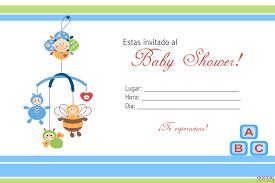 A Inexpensive Invitaciones De Baby Shower Free Invitaciones De