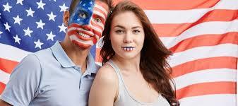 fourth of july makeup ideas vine vera