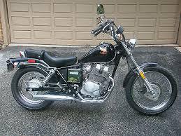 1987 honda rebel 250 motorcycles