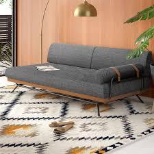 aidan sofa bed reviews allmodern in