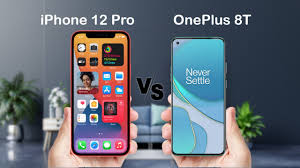 iPhone 12 Pro vs OnePlus 8T - Features ...