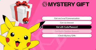 Pokémon Sword & Shield: Every Free Mystery Gift You Can Redeem ...