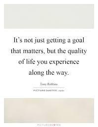 it s not just getting a goal that matters but the quality of