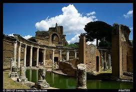 Tivoli, Lazio, Italy. Maritime Theatre, Villa Adriana | Italy pictures,  Villa adriana, Day trips from rome