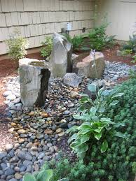 rock garden landscape design county