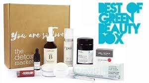 beauty 2016 box from the detox market