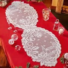 centros de mesa tejidos a crochet