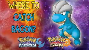 Where's Bagon/Salamence!? Pokemon Sun + Moon! WHERE TO CATCH Bagon ...
