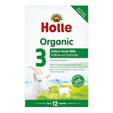 holle goat se 3 organic baby milk