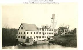 Priscilla Turner Rug Factory, Turner, 1916 - Maine Memory Network